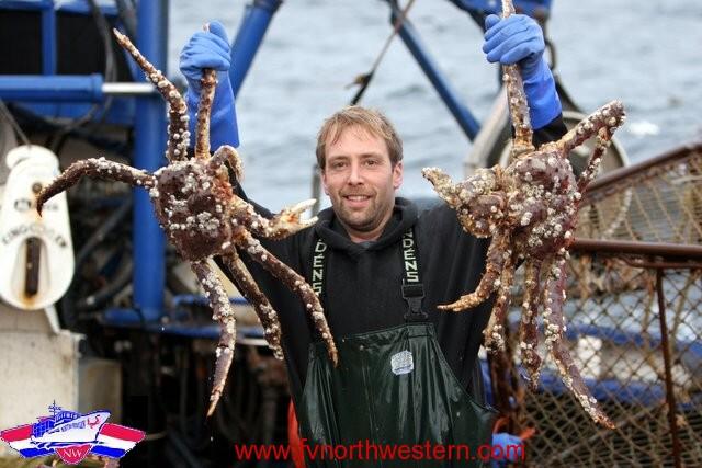 crab-fishing